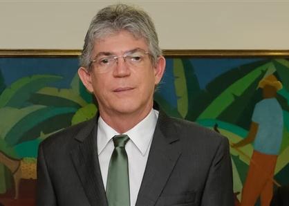 Gilmar Mendes manda tirar tornozeleira eletrônica de ex-governador Ricardo Coutinho